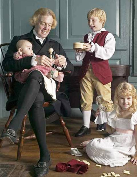 Thomas Jefferson Grandchildren