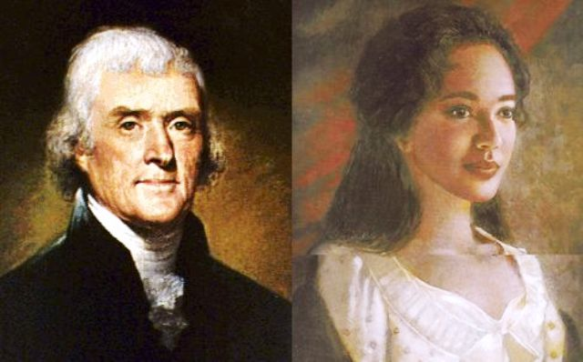 Thomas Jefferson Sally Hemings