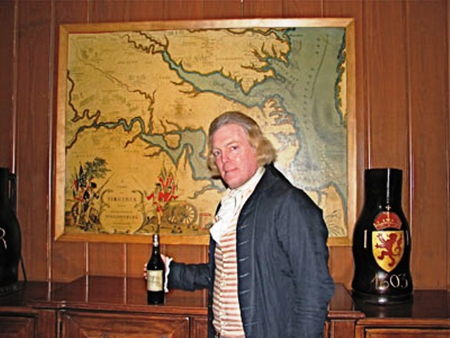 Thomas Jefferson Wine
