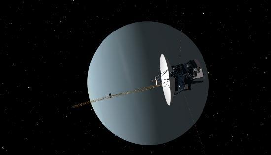 Uranus Voyager 2