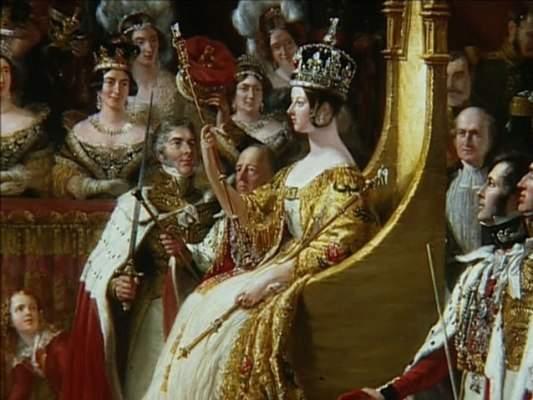 Victoria coronation