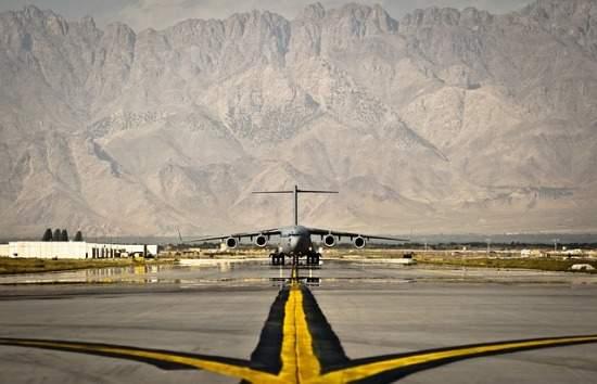 afghanistan airbase