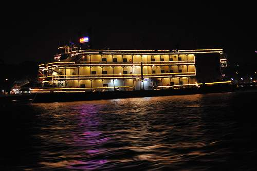 floating casino goa
