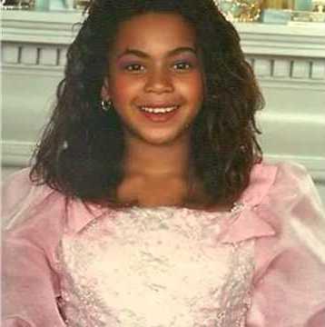 Beyonce childhood