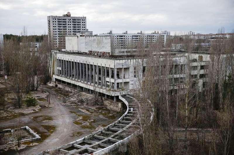Chernobyl 1991