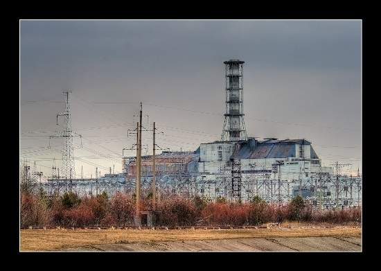 Chernobyl plant