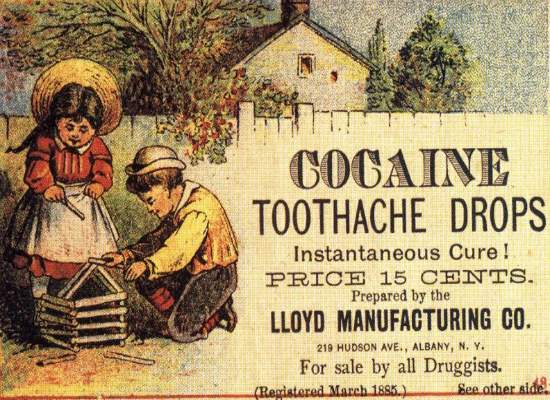 Cocaine for kids