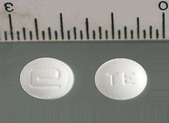 Desoxyn (methamphetamine) 5 mg tablets