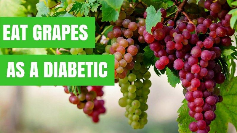 Grapes And Diabetes