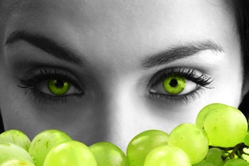 Grapes For Eyesight