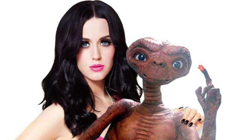 Katy Perry And Aliens