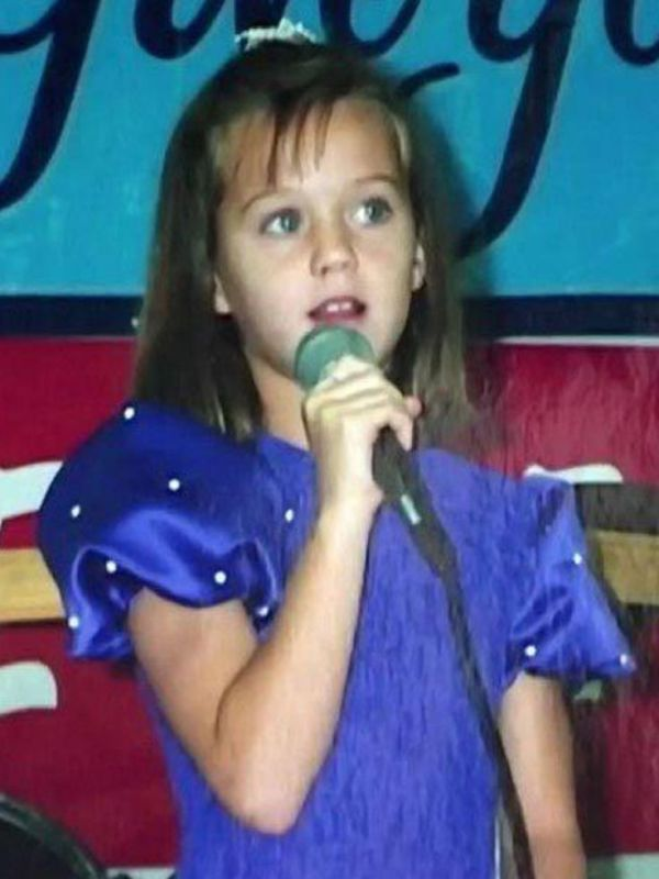Katy Perry Childhood Photo
