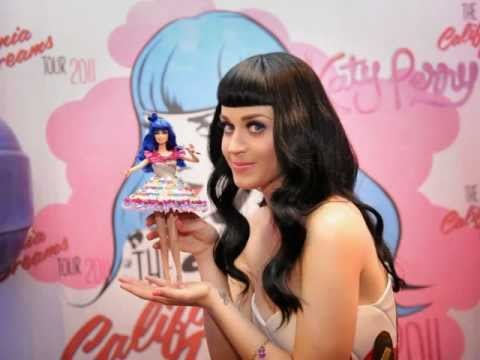 Katy Perry and barbie
