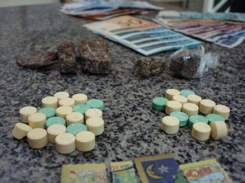LSD and Ecstasy