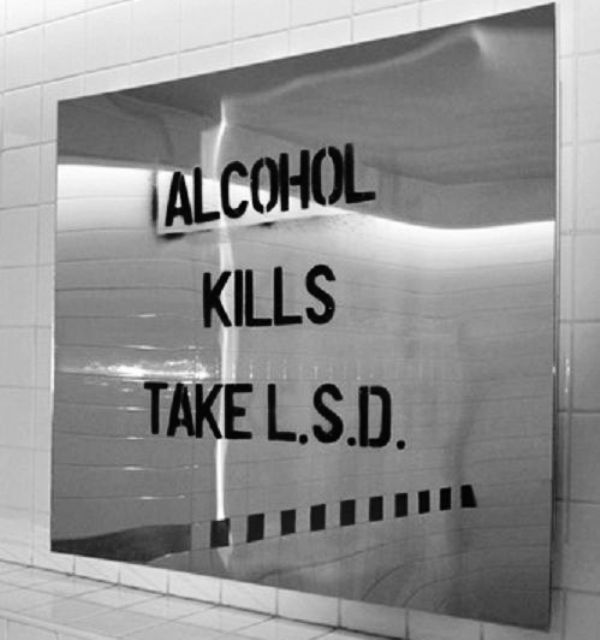 LSD vs Alcohol