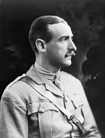 Lieutenant Colonel Adrian Carton de Wiart