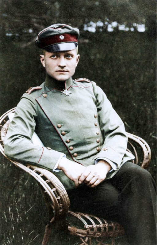 Manfred von Richthofen The Best Pilot In World War 1