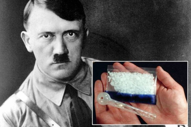 Methamphetamine And Hitler