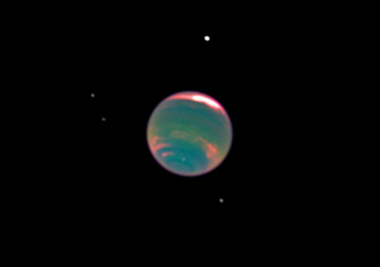 Neptune Methane