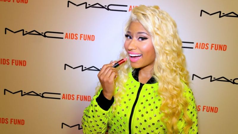 Nicki Minaj AIDS Fund