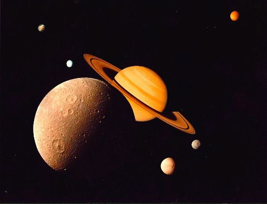 Saturn family