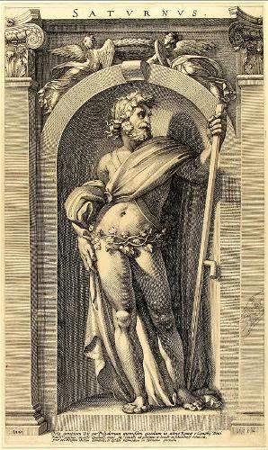 Saturnus-roman god