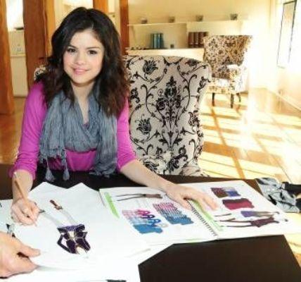 Selena Gomez design