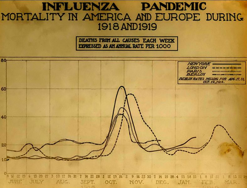 Spanish Flu During World War 1