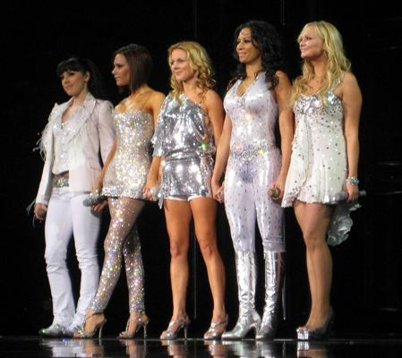 Spice Girls in Toronto, Ontario