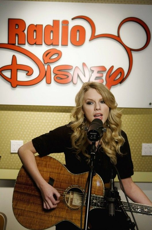 Taylor Swift And Disney