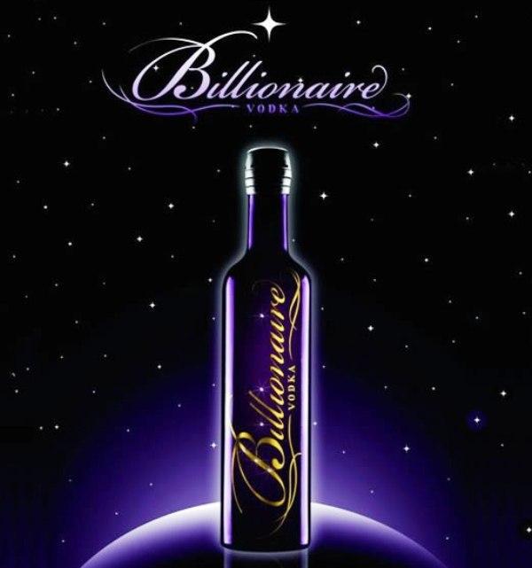 The Billionaire Vodka