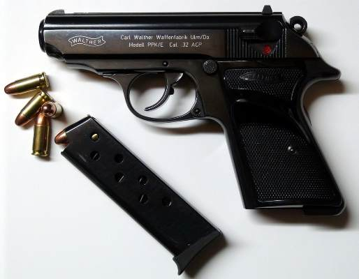 Walther PPK-E