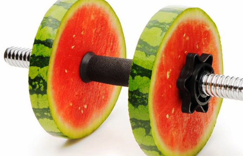 Watermelon For Gym Goers