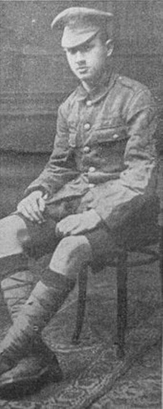 Youngest World War 1 Soldier Sidney Lewis