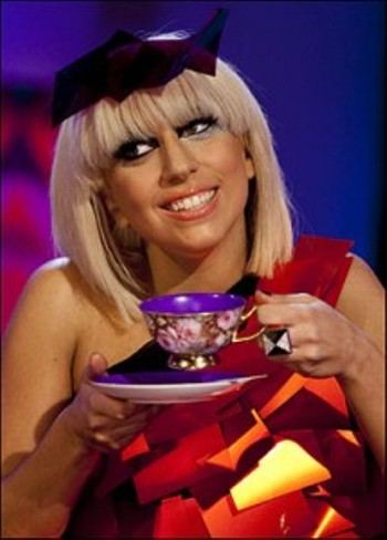 lady gaga teacup
