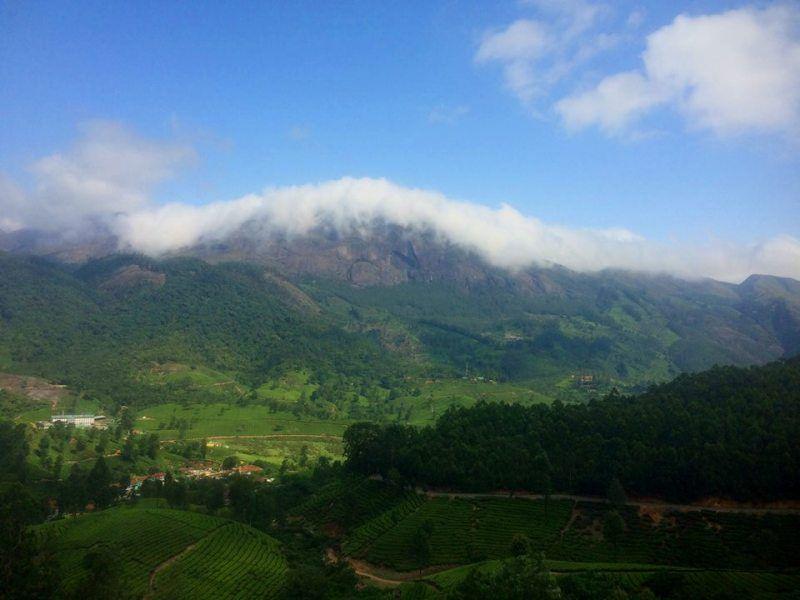 Anamudi Peak Munnar