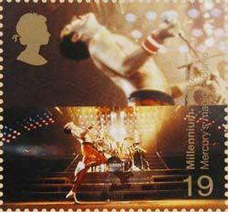 Freddie stamp