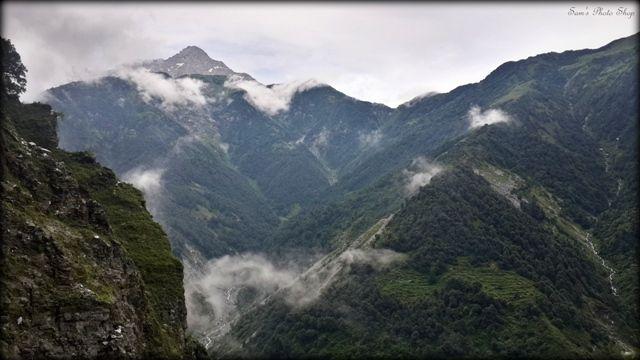 Hills of Shimla