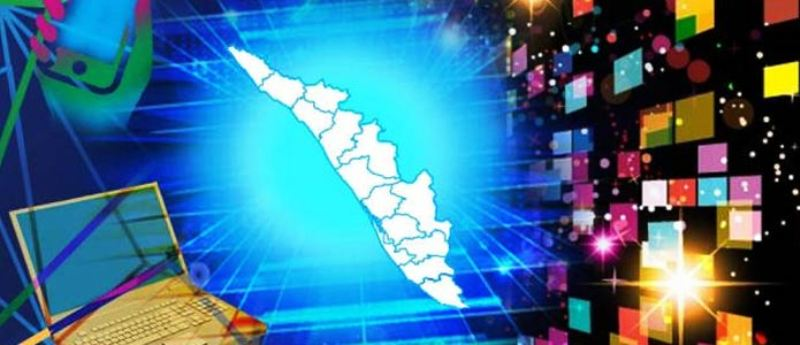Kerala First Complete Digital State In India