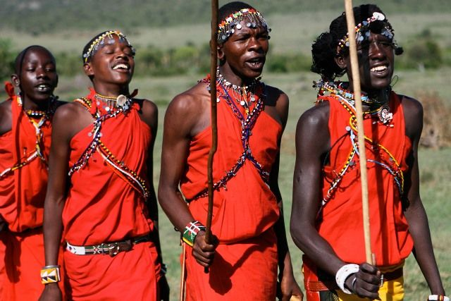 Massai People