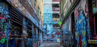 Melbourne-Hosier-Lane-Street-Art