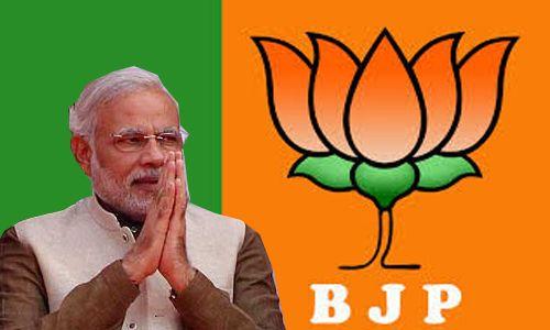 Modi and BJP