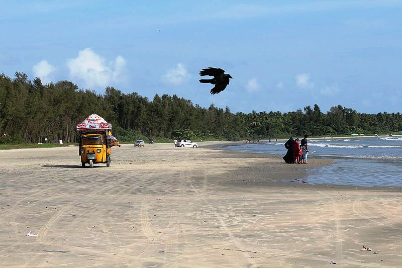 Muzhappilangad Drive-in Beach Kerala