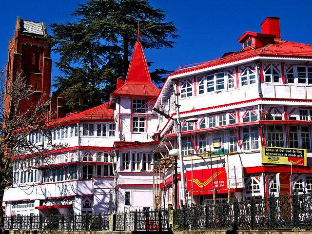 Shimla Post Office