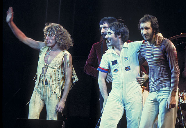 The Who Rock Band