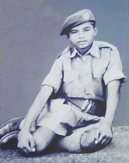 Young Modi