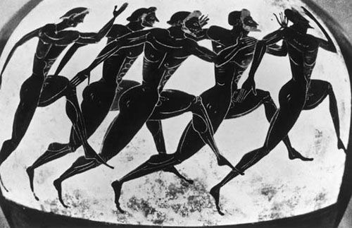 ancient olympis