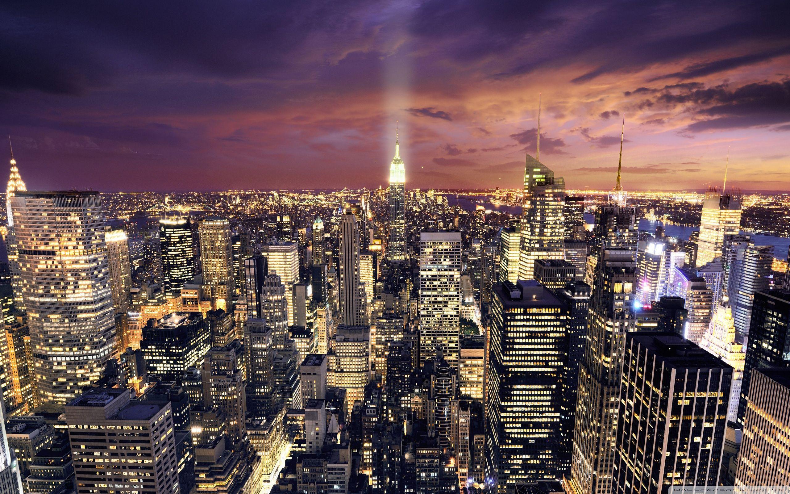 city thru empire
