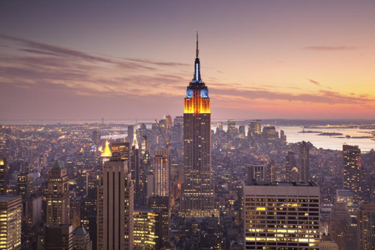 15 interesting facts about the empire state building ohfact. Black Bedroom Furniture Sets. Home Design Ideas