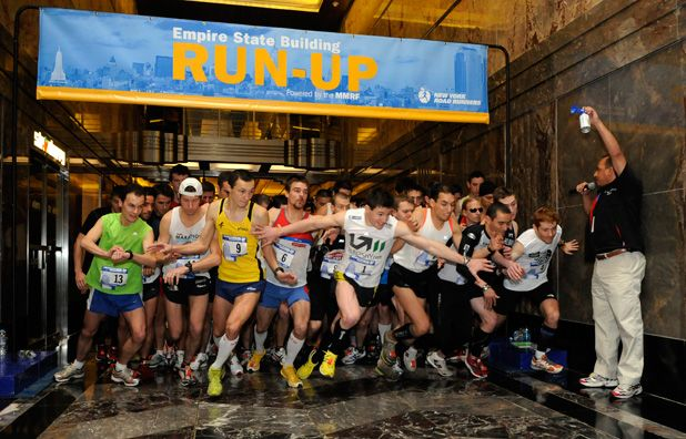 empire state run up event